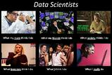 Wat is een data scientist?