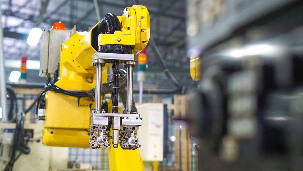 Prescriptive analytics wordt veel toegepast in robotisering